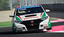 gabriele tarquini wtcc honda
