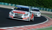 HUNGARORING wtcc 2013