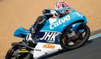 vinales moto3 le mans