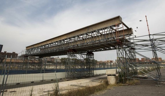 Circuito Valencia F1 : F ricordate il valencia street circuit ecco le foto