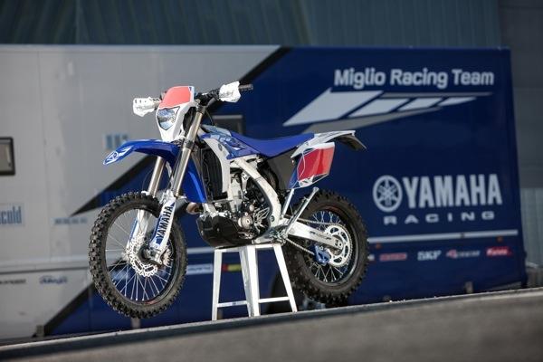 Nuovo Yamaha WR450F Kit Replica 2014 • IN FULL GEAR Blog