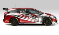 honda btcc 2014 station wagon