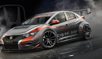 honda civic type r wtcc 2014
