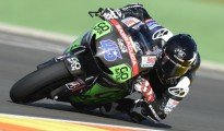 scott redding test valencia