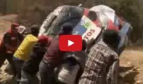 kubica crash mexico 2014