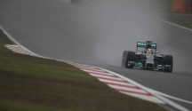 Chinese Grand Prix, Shanghai 17-20 April 2014