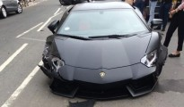 aventador incidente londra
