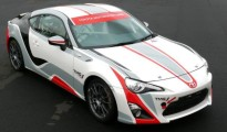 Toyota GT86 CS-R3: pronta al debutto in Classe R3 al Rally di Germania 2014.