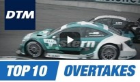 dtm overtakes