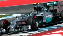 rosberg f1 mercedes germania