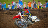 Eli Tomac 2014 Motocross Muddy Creek - Moto 2