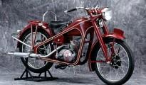 honda model 5 moto 1949