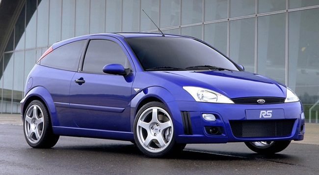 Ford Focus Awd >> FORD FOCUS RS, LA STORIA. Dalla grezza T230 alla nuova RS AWD.