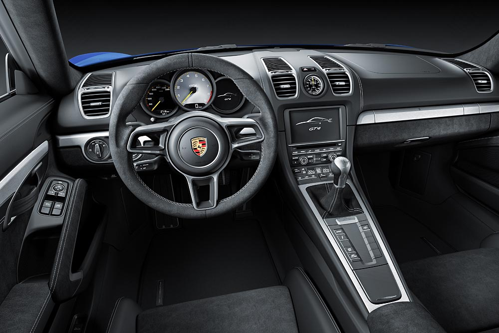 porsche cayman gt4 finalmente tra noi una 911 con motore centrale. Black Bedroom Furniture Sets. Home Design Ideas