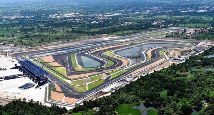 Circuito di Buriram. Scopriamo la pista del GP Thailandia Superbike.
